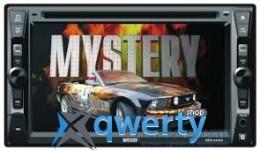 2-DIN Mystery MDD-6240S