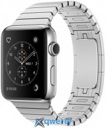 Apple Watch Series 2 MNP52 38mm Stainless Steel Case with Silver Link Bracelet
