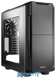 be quiet! Pure Base 600 Window Black (BGW21)