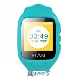 Elari KidPhone Blue с LBS-трекером и цветным дисплеем (KP-1BL)