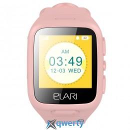 Elari KidPhone Pink с LBS-трекером и цветным дисплеем (KP-1PK)