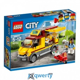 LEGO City Фургон-пиццерия 249 деталей (60150)