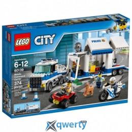 LEGO City Мобильный командный центр 374 детали (60139)