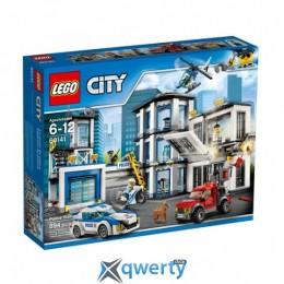 LEGO City Полицейский участок 894 детали (60141)