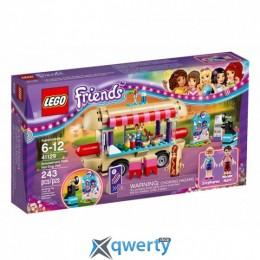 LEGO Friends Парк развлечений: фургон с хот-догами (41129)