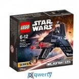 LEGO Star Wars Микроистребитель Krennic's Imperial Shuttle 78 деталей (75163)