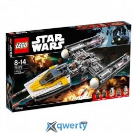 LEGO Star Wars Звездный истребитель Y-Wing 691 деталь (75172)