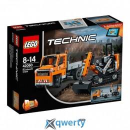 LEGO TECHNIC Дорожная техника 365 деталей (42060)