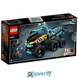 LEGO TECHNIC Мотоцикл для трюков 140 деталей (42058)