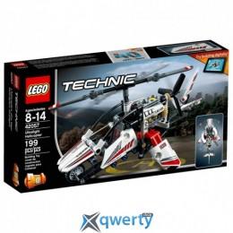 LEGO TECHNIC Сверхлёгкий вертолет 199 деталей (42057)