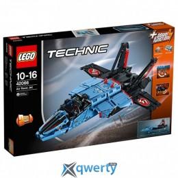 LEGO TECHNIC Сверхзвуковой истребитель 1151 деталь (42066)