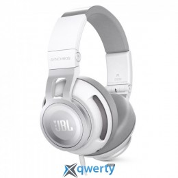 JBL On-Ear Headphone Synchros S500 White (SYNAE500WHT)