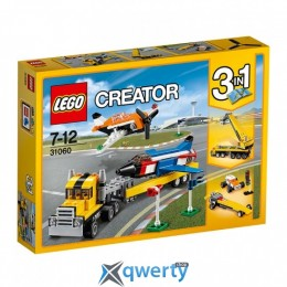 LEGO Creator Пилотажная группа 246 деталей (31060)