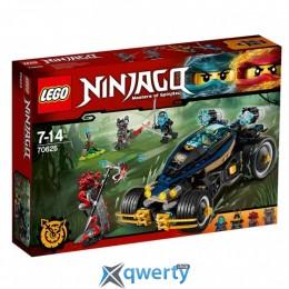 LEGO NINJAGO Самурай VXL 428 деталей (70625)