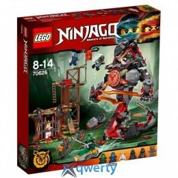 LEGO NINJAGO Железные удары судьбы 704 детали (70626)