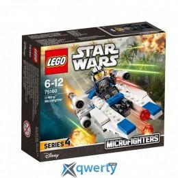 LEGO Star Wars Микроистребитель U-Wing 109 деталей (75160)