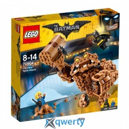 LEGO The Batman Movie Атака Глиноликого 448 деталей (70904)
