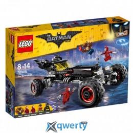 LEGO The Batman Movie Бэтмобиль 581 деталь (70905)