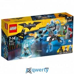 LEGO The Batman Movie Ледяная aтака Мистера Фриза 201 деталь (70901)