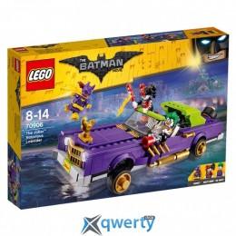 LEGO The Batman Movie Лоурайдер Джокера 433 детали (70906)