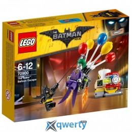 LEGO The Batman Movie Побег Джокера на воздушном шаре 124 детали (70900)