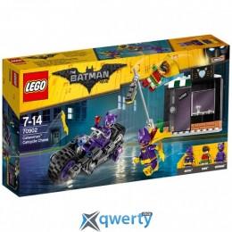 LEGO The Batman Movie Погоня за Женщиной-кошкой 139 деталей (70902)