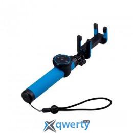 MOMAX Selfie Hero Bluetooth Selfie Pod 100cm Blue/Black (KMS7D)