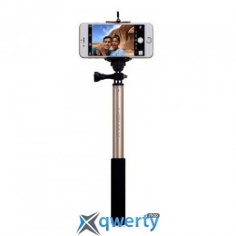 MOMAX Selfie Hero Bluetooth Selfie Pod 90cm Golden (KMS1NL)