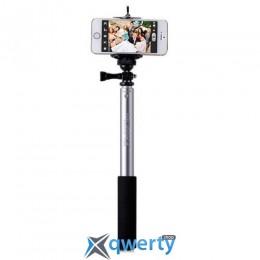 MOMAX Selfie Hero Bluetooth Selfie Pod 90cm Silver (KMS1NS)