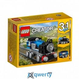 LEGO Creator Голубой экспресс 71 деталь (31054)