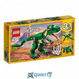 LEGO Creator Грозный динозавр 174 детали (31058)