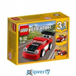 LEGO Creator Красная гоночная машина 72 детали (31055)
