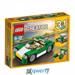 LEGO Creator Зеленый кабриолет 122 детали (31056)