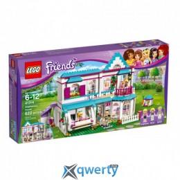 LEGO Friends Дом Стефани 622 детали (41314)