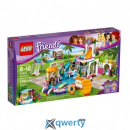 LEGO Friends Летний бассейн 589 деталей (41313)