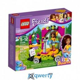 LEGO Friends Музыкальный дуэт Андреа 86 деталей (41309)