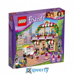 LEGO Friends Пиццерия 289 деталей (41311)