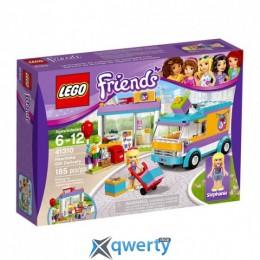 LEGO Friends Служба доставки подарков 185 деталей (41310)