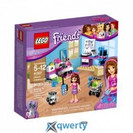 LEGO Friends Творческая лаборатория Оливии 91 деталь (41307)