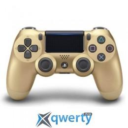 Джойстик DualShock 4 V2 Gold
