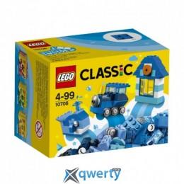 LEGO Classic Синий набор для творчества 78 деталей (10706)