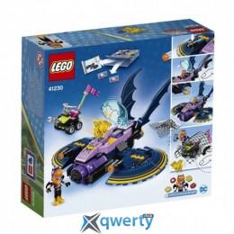 LEGO DC Super Hero Girls Бэтгёрл: погоня на реактивном самолёте 206 деталей (41230)