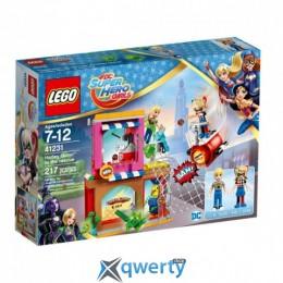 LEGO DC Super Hero Girls Харли Квинн спешит на помощь 217 деталей (41231)