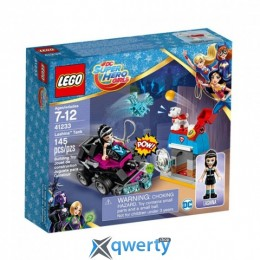 LEGO DC Super Hero Girls Танк Лашины 145 деталей (41233)
