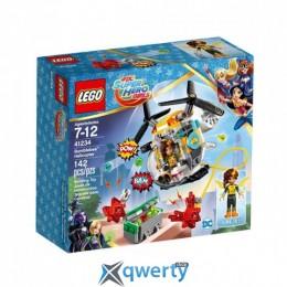 LEGO DC Super Hero Girls Вертолет Бамблби 142 детали (41234)