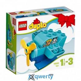 LEGO DUPLO Мой первый самолёт 10 деталей (10849)