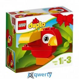 LEGO DUPLO Моя первая птичка 7 деталей (10852)