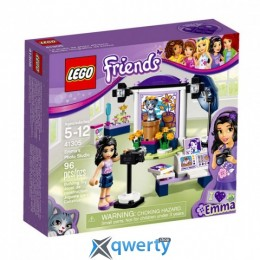 LEGO Friends Фотостудия Эммы 96 деталей (41305)