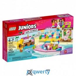 LEGO Juniors День на пляже с Андреа и Стефани 143 детали (10747)