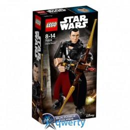 LEGO Star Wars Чиррут Имве 87 деталей (75524)
